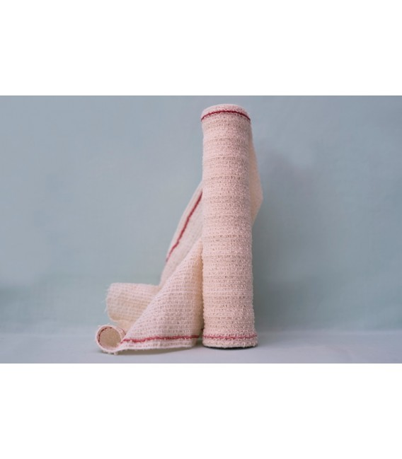 Ligadura elástica de algodão 4Mx5Cm Cx.20Un